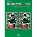 Alfreds Rudimental Duets