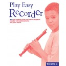 Play Easy Recorder Volume 2