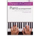 Threes A Crowd: Book 2 Piano Accompaniment - Power, James
