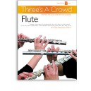 Threes A Crowd: Junior Book B Flute - Power, James (Author)