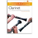 Threes A Crowd: Junior Book B Clarinet - Power, James (Author)