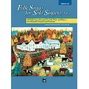 Folk Songs For Solo Singers 2 - Medium Low