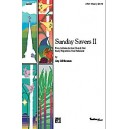 Sunday Savers Ii - Five Anthems for the Church Year Easily Prepared in One Rehearsal (2-Part Mixed)