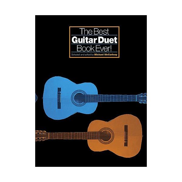 The Best Guitar Duet Book Ever! - McCartney, Michael (Author)