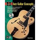 Brown, Robert - Basix Jazz Guitar Concepts