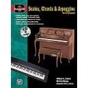 Palmer, Manus  - Basix Scales, Chords And Arpeggios For Keyboard