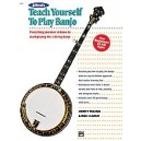 Manus, M, - Alfreds Teach Yourself To Play Banjo