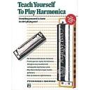 Manus, M,  - Alfreds Teach Yourself To Play Harmonica