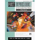 Dietzer, Mlou - First Impressions: Music And Study Guides, Volume B