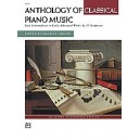 Hinson, Maurice (editor) - Anthology Of Classical Piano Music - Intermediate to Early Advanced Works by 36 Composers