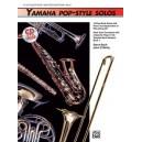 Yamaha Pop-style Solos - Alto Sax/Baritone Sax