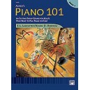 Lancaster, E,  - Alfreds Piano 101 - An Exciting Group Course for Adults Who Want to Play Piano for Fun!