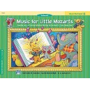 Various - Music For Little Mozarts Music Workbook