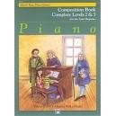 Cisler  - Alfreds Basic Piano Course Composition Book - Complete 2 & 3