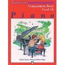 Cisler  - Alfreds Basic Piano Course: Composition Book 1a