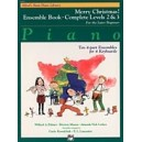 Alfreds Basic Piano Course: Merry Christmas! Ensemble, Complete Book 2 & 3