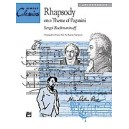 Rachmaninoff, S, arr. Aaronson - Rhapsody On A Theme Of Paganini