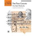 Tchaikovsky, P.I, arr. Palmer - Piano Concerto No. 1
