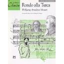 Mozart, W.A, arr. Palmer, W.A - Rondo Alla Turca
