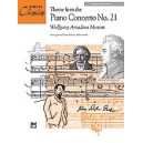 Mozart, W.A, arr. Small, A - Theme From Piano Concerto No. 21