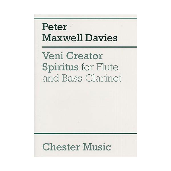 Peter Maxwell Davies: Veni Creator Spiritus (Score) - Maxwell Davies, Peter (Artist)