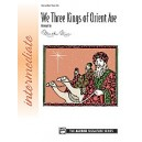 Mier, Martha (arranger) - We Three Kings Of Orient Are