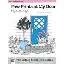 Paw Prints At My Door