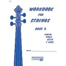 Workbook For Strings - Bass