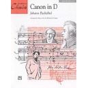 Pachelbel, J, arr. Palmer, W.A - Canon In D