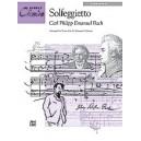 Bach, C.P.E, arr. Small, A - Solfeggietto