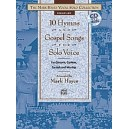 Hayes, Mark (arranger) - The Mark Hayes Vocal Solo Collection -- 10 Hymns & Gospel Songs For Solo Voice - Medium Low Voice