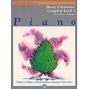 Palmer, Manus  - Alfreds Basic Piano Course Merry Christmas! - Complete 1 (1A/1B)