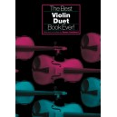 The Best Violin Duet Book Ever - Coulthard, Emma (Editor)