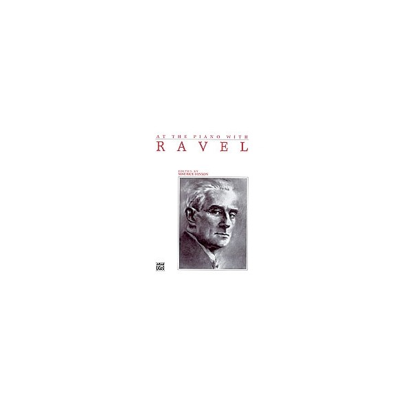 Ravel, Maurice - At The Piano With Ravel