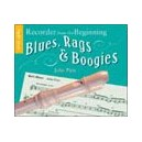 Recorder From The Beginning: Blues, Rags And Boogies Pupils Book With CD - Pitts, John (Author)