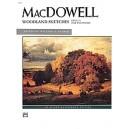 Macdowell, E, arr. Palmer, W.A - Woodland Sketches, Op. 51