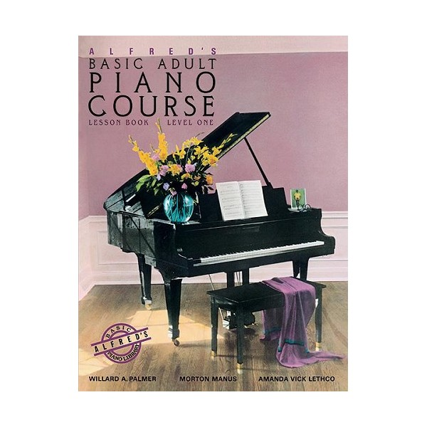 Alfreds Basic Adult Piano Course, Lesson Book 1