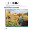 Chopin, Frederic - Polonaise In A Major, Op. 40, No. 1