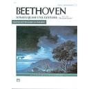 Beethoven, Ludwig van - Moonlight Sonata, Op. 27, No. 2 (1st Movement)