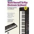 Palmer, Palmer  - Alfreds Teach Yourself To Play Electronic Keyboard