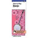 Manus, Morton - How To Play Banjo - Handy Guide