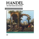 Handel, George Frideric - Handel -- First Book For Pianists