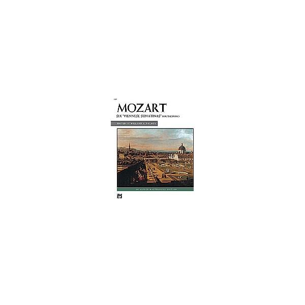 Mozart, Wolfgang Amadeus - Mozart -- 6 Viennese Sonatinas