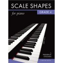 Frederick Stocken: Scale Shapes For Piano Grade 4 (Original Edition) - Stocken, Frederick (Author)