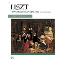 Liszt, Franz - Hungarian Rhapsody, No. 2
