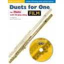 Film Duets For One: Flute