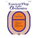 Learn To Play In The Orchestra - Violas I & II