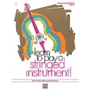 Learn To Play A Stringed Instrument - Piano Acc.