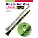 Film Duets For One: Clarinet