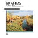 Brahms, Johannes - Brahms -- Waltzes, Op. 39